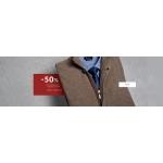 Recman: 50% rabatu na koszulę przy zakupie swetra