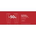 Recman: 50% zniżki na drugą parę spodni