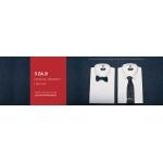 Recman: koszule, krawaty i muchy 3 w cenie 2