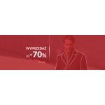 Recman: wyprzedaż do 70% zniżki na modę męską