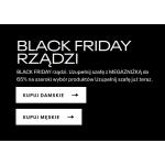 Reebok: Black Friday do 65% zniżki na odzież sportową, na obuwie sportowe, na akcesoria sportowe