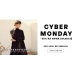 Reserved: Cyber Monday 20% zniżki na nową kolekcję