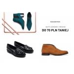 Reserved: rabat na buty do 70 zł