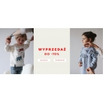 Reserved: wyprzedaż do 70% zniżki na odzież dziecięcą