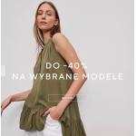 Reserved: do 40% zniżki na wybrane modele odzieży damskiej, męskiej oraz dziecięcej