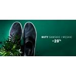 Reserved: 20% zniżki na buty damskie oraz męskie