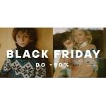 Reserved: Black Friday do 50% rabatu na ubrania dziewczęce i chłopięce