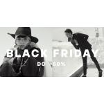Reserved: Black Friday do 50% rabatu na ubrania damskie i męskie