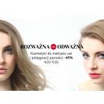 Rossmann: 49% zniżki na kosmetyki do makijażu ust i pielęgnacji paznokci