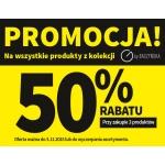 Rossmann: 50% rabatu na kolekcję G by Baczyńska