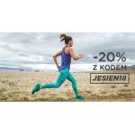 RunnersClub.pl: 20% zniżki na odzież, obuwie i akcesoria sportowe