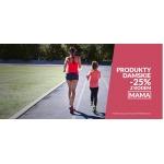 RunnersClub.pl: 25% zniżki na odzież i obuwie sportowe damskie na Dzień Mamy