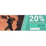 RunnersClub.pl: dodatkowe 20% zniżki na odzież, obuwie i akcesoria sportowe