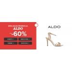 Sarenza.pl: do 60% zniżki na produkty marki Aldo
