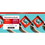 Sarenza: do 20% zniżki na artykuły oznaczone symbolem czerwonej kropki