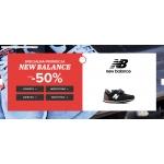 Sarenza: do 50% rabatu na buty marki New Balance