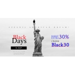 Black Friday Schaffashoes: Black Days 30% rabatu na zakupy