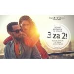 Scotfree: weekendowa promocja 3 w cenie 2