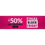 Semilac: Black Friday do 50% zniżki na setki produktów do manicure i do makijażu