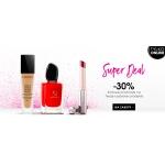 Sephora: 30% rabatu na wybrane kosmetyki
