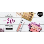 Sephora: 20% zniżki na makijaż