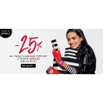 Sephora: 25% rabatu na perfumy damskie i męskie