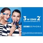 Sephora: 3 w cenie 2