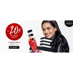 Sephora: 20% rabatu na zakupy