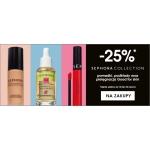 Sephora: 25% zniżki na pomadki, podkłady oraz pielęgnację Good for skin
