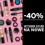 Sephora: wymień stare na nowe, 40% zniżki na produkty marki