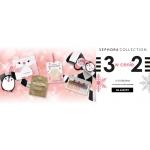 Sephora: 3 kosmetyki Sephora Collection w cenie 2