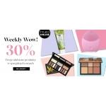 Sephora: 30% zniżki na wybrane produkty