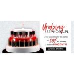 Sephora: 20% rabatu na zakupy z okazji urodzin marki