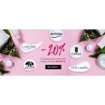 Sephora: 20% rabatu na pielęgnacje wybranych marek