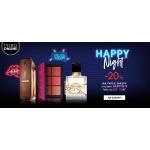 Sephora: Happy Night 20% rabatu na kosmetyki i perfumy