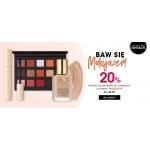 Sephora: 20% zniżki na produkty do makijażu