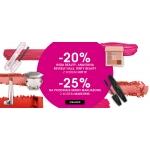 Sephora: 20% zniżki na kosmetyki do makijażu marek Huda Beauty, Anastasia, Bevery Hills, Fenty Beauty