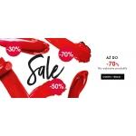 Sephora: wyprzedaż do 70% zniżki na wybrane kosmetyki