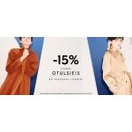 ShowRoom: 15% rabatu na płaszcze i kurtki
