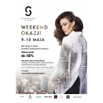 Weekend Okazji w katowickim Silesia City Center 9-10 maja 2015
