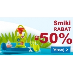 Smyk: do 50% zniżki na zabawki Simki