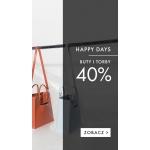 Simple: 40% rabatu na buty i torby