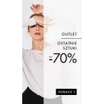 Simple: wyprzedaż do 70% rabatu na ostatnie sztuki odzieży z kategorii outlet