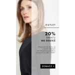 Simple: dodatkowe 20% zniżki na odzież damską z kategorii outlet