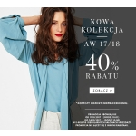 Simple: 40% zniżki na nową kolekcję jesień-zima 2017/2018