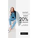 Simple: 20% rabatu na odzież z kategorii Outlet