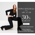 Simple: 30% rabatu na nową kolekcję jesień-zimę 2017/2018