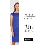 Simple: 30% rabatu na sukienki z outletu i nowej kolekcji
