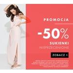 Simple: 50% zniżki na nieprzecenione sukienki z okazji Dnia Matki