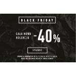 Black Friday Simple: 40% zniżki na całą nową kolekcję, 20% zniżki na outlet